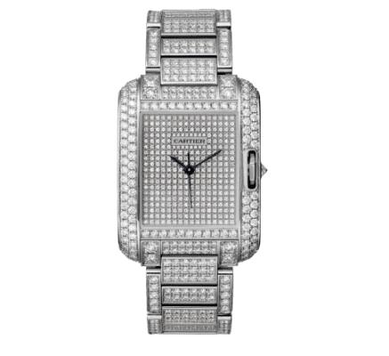 Compra de relojes Cartier
